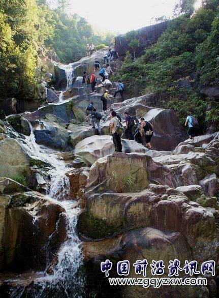 柳州勝塘山風景區